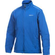 Craft Jxc Warm Jacket Junior Blå