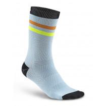 Craft Pattern Sock Multi/Black
