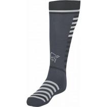 Norrøna Lyngen Light Weight Merino Socks Long Cool Black