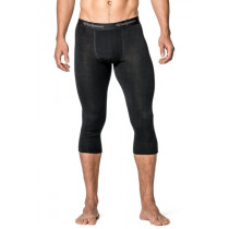 Woolpower 3/4 Long Johns Men's Lite Black