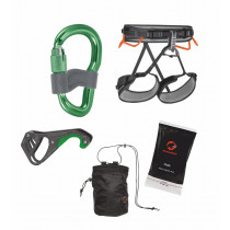 Mammut Ophir 4 Slide Climbing Package Neutral