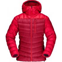 Norrøna Lyngen Down850 Hood Jacket (W) Jester Red