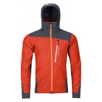 Ortovox Pala Jacket Men's Crazy Orange