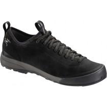 Arc'teryx Acrux SL Leather GTX Approach Shoe Men's Black/Shark