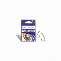 Mustad Classic baitholder bronze 1/0