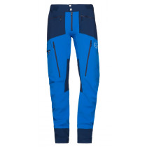 Norrøna Fjørå Windstopper Pants Men's Hot Sapphire