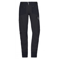 Norrøna Fjørå Windstopper Pants Men's Caviar Bukse