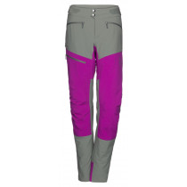 Norrøna Fjørå Flex1 Pants Women's Castor Grey / Royal Lush