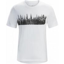 Arc'teryx Glades SS T-Shirt Men's White