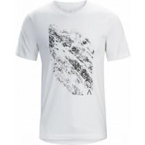 Arc'teryx Lines SS T-Shirt Men's White