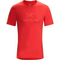 Arc'teryx Arc'Word SS T-Shirt Men's Ember