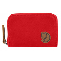 Fjällräven Zip Card Holder Red