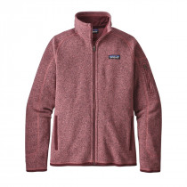 Patagonia W Better Sweater Jkt Kiln Pink