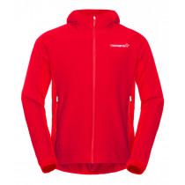 Norrøna Bitihorn Windstopper Zip-Hood Men's Tasty Red