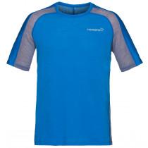 Norrøna Bitihorn Wool T-Shirt Men's Hot Sapphire