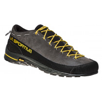 La Sportiva Tx2 Leather Carbon/Yellow