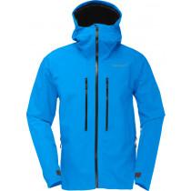 Norrøna Trollveggen Gore-Tex Light Pro Jacket (M) Signal Blue