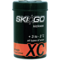 SkiGo XC Festevoks Orange