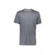 Mons Royale Huxley T-Shirt Smoke