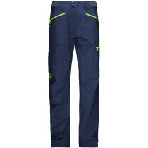 Norrøna Falketind Flex1 Pants Men's Indigo Night / Birch Green