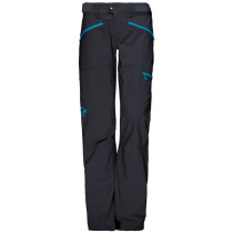 Norrøna Falketind Flex1 Pants Women's Caviar/Blue Moon