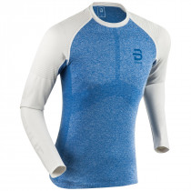 Bjørn Dæhlie Long Sleeve Light Seamless Turkish Sea