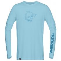 Norrøna /29 Tech Long Sleeve Shirt Men's Trick Blue