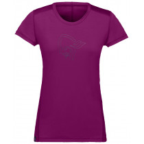 Norrøna /29 Tech T-Shirt Women's Dark Purple