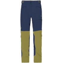 Norrøna Falketind Windstopper Hybrid Pants Men's Olive Drab