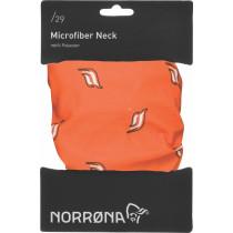 Norrøna /29 Microfiber Neck Scarlet Ibis