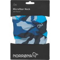 Norrøna /29 Microfiber Neck Thunderbird