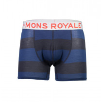 Mons Royale Hold 'Em Shorty Ink Stripe