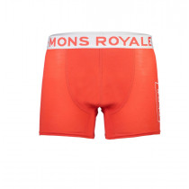 Mons Royale Hold 'Em Shorty Folo Bright Red