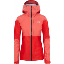 The North Face W Summit L5 Fuseform Gtx Jacket Fiery Red Fuse