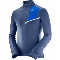Salomon Fast Wing Mid Men's Dress Blue/Surf The Web