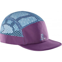 Salomon Cap Air Logo Cap Potent Purple/Potent Purple