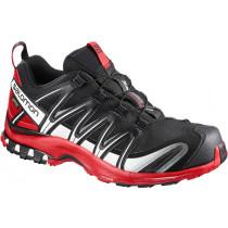 Salomon Shoes Xa Pro 3d Gtx Black/Barbados Cherry/White