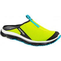 Salomon Shoes Rx Slide 3.0 Safety Yellow/Black/Blue Bird