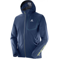 Salomon Bonatti Pro WP Jacket Men's Dress Blue