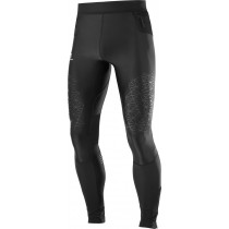 Salomon Fast Wing Long Tight Men's Black