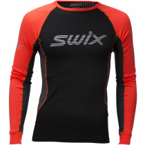 Swix Radiant Racex LS Men Neon Red