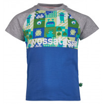Vossatassar Monstermix T-Skjorte Blue
