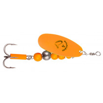 Savage Gear Caviar Spinner #4 18g 06-Flou Orange