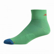 Swix Active Sock Low 2pk Lime