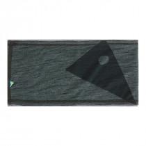 Klättermusen Eir Headband S.Green/Grey Mel.
