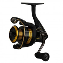 Okuma Custom Spin Csp-55fd 5+1bb Black/ Gold 55