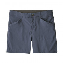 Patagonia Women's Quandary Shorts - 5 In. Dolomite Blue