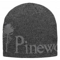 Pinewood® Mössa Melerad Svart/Grå