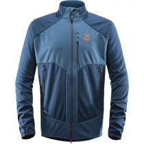 Haglöfs Multi Windstopper Jacket Men Blue Ink/Tarn Blue