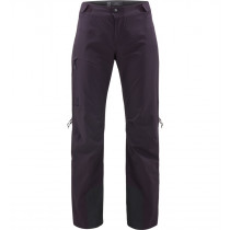 Haglöfs L.I.M Touring Proof Pant Women Acai Berry